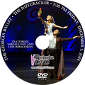 Georgia Ballet The Nutcracker 2014: Friday 12/5/2014 7:30 pm DVD