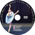 Gwinnett Ballet Theatre The Nutcracker 2014: Saturday 12/20/2014 7:30 pm DVD