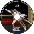 Perimeter Ballet Cinderella 2015: Saturday 3/7/2015 11:00 am Blu-ray