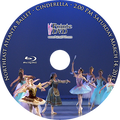 Northeast Atlanta Ballet Cinderella 2015: Saturday 3/14/2015 2:00 pm Blu-ray