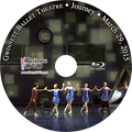 Gwinnett Ballet Theatre Journey 2015: Sunday 3/29/2015 Blu-ray