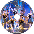 Academy of Ballet 2015 Recital: Saturday 4/25/2015 DVD