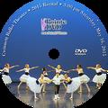 Gwinnett Ballet Theatre 2015 School Recital: 3:00 pm Saturday 5/16/2015 DVD