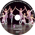 North Atlanta Dance Academy 2015 Recital: Show Three:  3:30 pm Sunday 5/31/2015 DVD