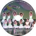 North Atlanta Dance Academy 2015 Recital: Pre-Ballet Mini Show:  11:00 am Saturday 5/30/2015 Blu-ray