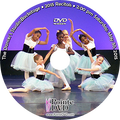 Dancer's Studio Backstage 2015 Recital: Saturday 5/31/2015 2:00 pm DVD