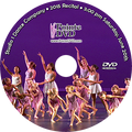 Studio 1 Dance Company 2015 Recital: 3:00 pm Saturday 6/20/2015 DVD