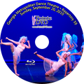 Georgia Metropolitan Dance Theatre Repertory 59: Sunday 9/20/2015 2:00 pm Blu-ray
