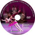 Northeast Atlanta Ballet The Nutcracker 2015: Saturday 11/28/2015 2:00 pm DVD