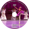 Northeast Atlanta Ballet The Nutcracker 2015: Sunday 11/29/2015 2:00 pm DVD