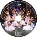 Gainesville Ballet The Nutcracker 2015: Saturday 12/5/2015 7:30 pm Edited DVD