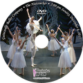 Gainesville Ballet The Nutcracker 2015: Sunday 12/6/2015 2:00 pm Edited DVD