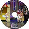 Atlanta Dance Theatre The Nutcracker 2015: Friday 12/11/2015 7:30 pm Blu-ray