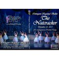 Covington Regional Ballet The Nutcracker 2015: Extra DVD or Blu-ray Case