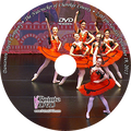 Dancentre South The Nutcracker 2015: Sunday 12/20/2015 2:00 pm DVD