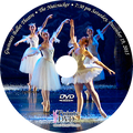 Gwinnett Ballet Theatre The Nutcracker 2015: Saturday 12/19/2015 7:30 pm DVD