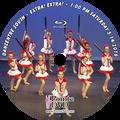 Dancentre South Extra! Extra! 2016 Recital: Saturday 5/14/2016 1:00 pm Blu-ray
