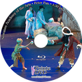 Suwanee Academy of the Arts Peter Pan 2016: Sunday 5/1/16 1:30 pm Blu-ray
