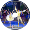 Northeast Atlanta Ballet Sleeping Beauty 2016: Saturday 3/12/2016 2:00 pm Blu-ray