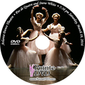 Atlanta Dance Theatre Snow White 2016: Saturday 3/19/2016 7:30 pm DVD