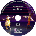 Gainesville Ballet Beauty and the Beast 2016: Sunday 3/20/2016 2:00 pm Edited 2 cameras DVD