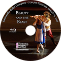Gainesville Ballet Beauty and the Beast 2016: Saturday 3/19/2016 7:30 pm Edited 2 cameras Blu-ray