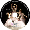 Gwinnett Ballet Theatre Friends and Famous Dances 2016: Saturday 3/26/2016 2:30 pm DVD