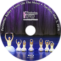 Perimeter Ballet 2016 Recital: Tuesday 5/3/2016 7:00 pm Blu-ray