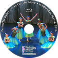 Perimeter Ballet 2016 Recital: Wednesday 5/4/2016 7:00 pm Blu-ray