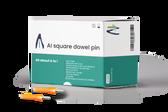 AI Square Dowel Pin Set