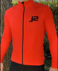 J2Velo Winter Thermal Jersey