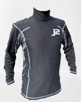 J2Velo Thermal Base Layer Front