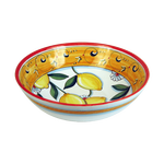 Sambuco Ceramic Bowl 25cm - Limoni