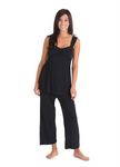BambooDreams Cleo Pajama Set - Black