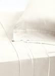 Yala Luxury Silk Sheet - Natural White