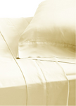 Yala Luxury Silk Sheet - Ivory