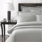 Kassatex Bamboo Duvet Cover -Grey