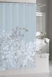 Kassatex Willow Shower Curtain - Spa Blue