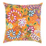 Pine Cone Hill Lima Orange Decorative Pillow