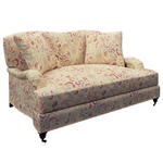 Annie Selke Ines Litchfield Loveseat
