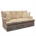 Annie Selke Ines Sabrook 2 Seater Upholstered Sofa