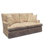 Annie Selke Ines Sabrook 2 Seater Upholstered Sofa