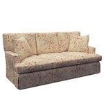 Annie Selke Ines Sabrook 3 Seater Upholstered Sofa