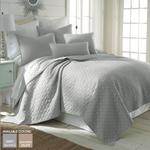 Levtex Bordeau Quilt Set - Grey