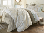 Peacock Alley Flora Duvet Cover