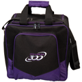Columbia 300 White Dot 1 Ball Bowling Bag - Purple