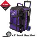 Columbia 300 Icon 2 Ball Roller Bowling Bag - Purple