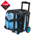 Columbia 300 Icon 1 Ball Roller Bowling Bag - Sky Blue