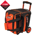 Columbia 300 Icon 1 Ball Roller Bowling Bag - Orange