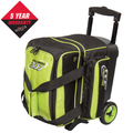 Columbia 300 Icon 1 Ball Roller Bowling Bag - Lime